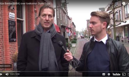 Jitze Bakker (BBA) over toekomst Oude Dorp