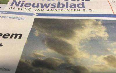 BBA wil onderzoek naar verspreiding  Amstelveens Nieuwsblad