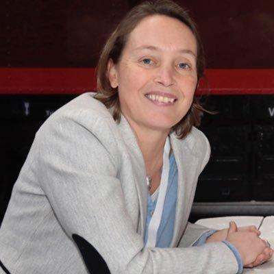 Carole Thate voorzitter  van exclusief sportgezelschap