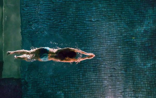 Zwemmen een elementaire behoefte