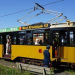 BBA kreeg veel enthousiaste reacties op tramdag