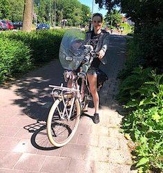 Er is nog veel  te verbeteren  aan de fietspaden