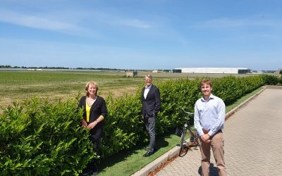 CDA, D66 en Burgerbelangen Amstelveen (BbA)